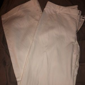 Pants - GORGEOUS NWT Cream trousers size 12 L